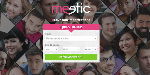 meetic sans payer