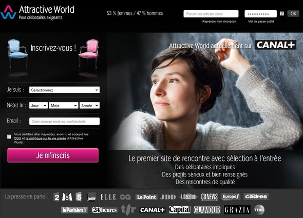 Site de rencontre world