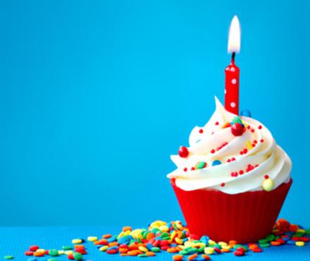 joyeux anniversaire bougie